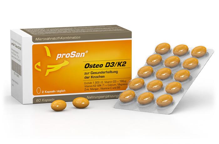 proSan Osteo D3/K2