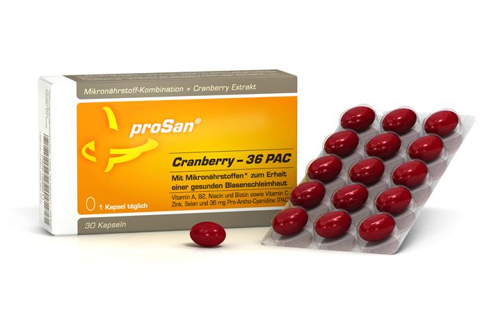 proSan Cranberry-36 PAC